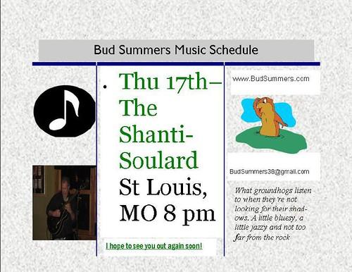 Bud Summers 11-17-11