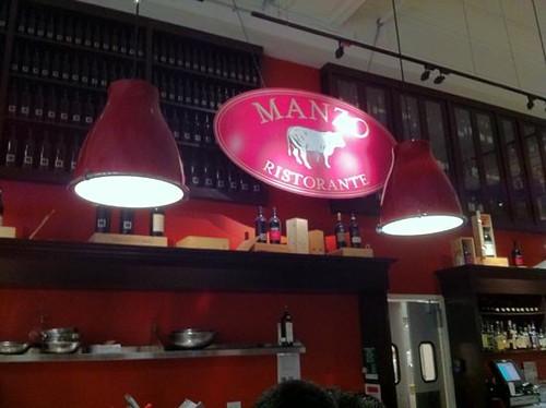 Manzo at Eately New York
