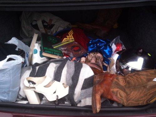Junk In My Trunk 10-15-11