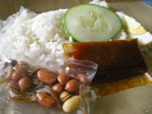 New nasi lemak 2