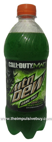 Mountain Dew Game Fuel Tropical