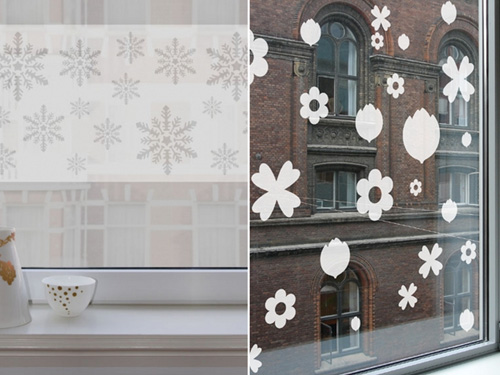 Window Films by Studio Haijke