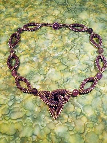 Celtic Trefoil Necklace