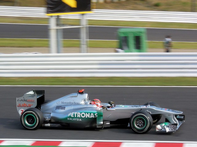 Michael Schumacher Mercedes