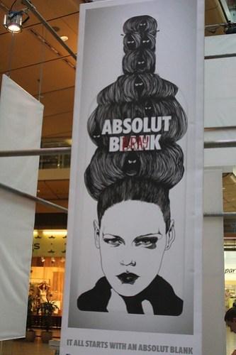 Absolut Blank Bratislava