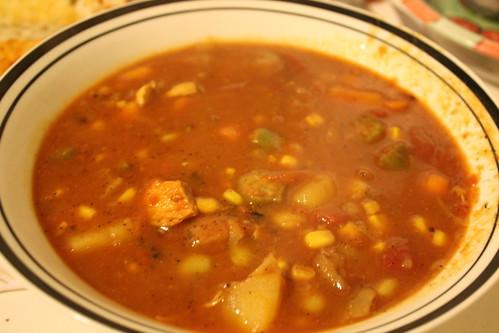 Ckn Veg Soup