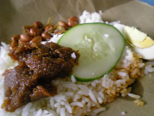 New nasi lemak 3