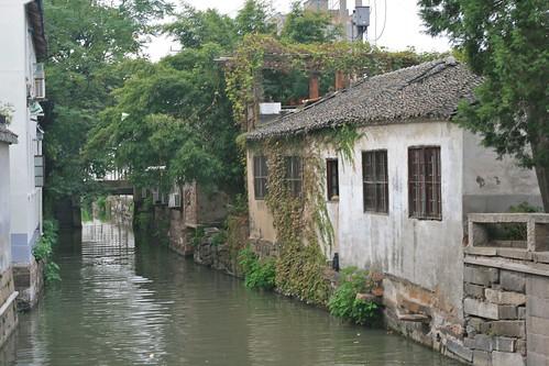 Canal by Pinjiang Lu
