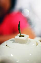 Earl Gray Tea Leaf