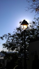 Mid-afternoon Lamplight