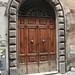 Doorway, streets of Rome