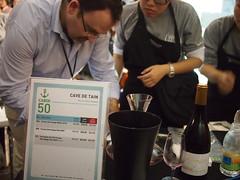 Cave de Tain, Singapore Wine Fiesta 2011, Customs House