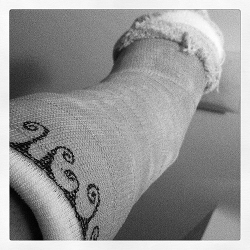 My cast has swirly-like tentacles! Schweet.