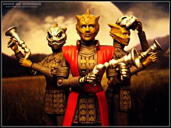 The Silurians - The Defence Unit (Photo credit: >Rooners)