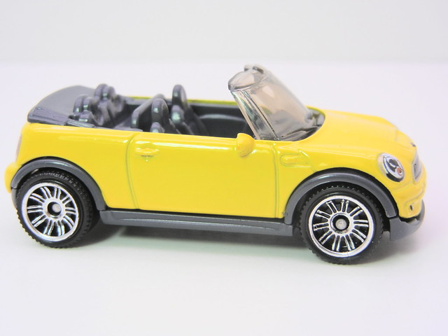 matchbox mini cooper s convertible (4)