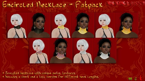 How Vexing! [Encircled Necklace - Fatpack]