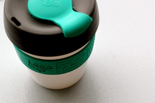 Wednesday: KeepCup called Kat