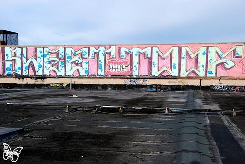NY Rooftops: Sweet Toof