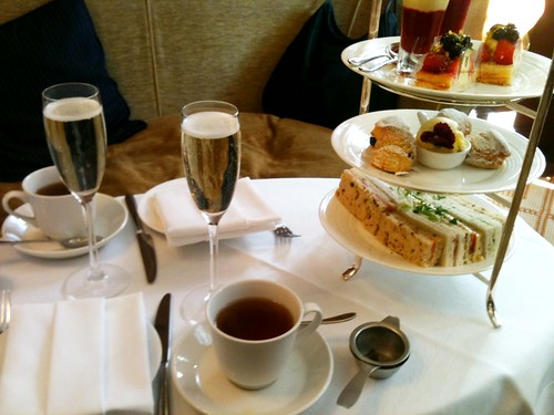 Afternoon tea bliss