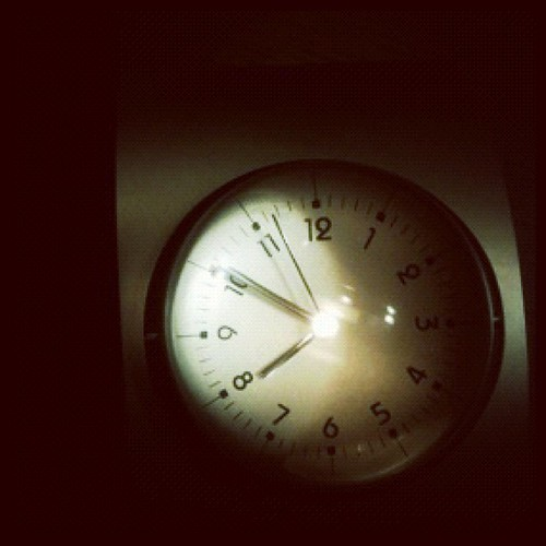 Relojes que hacen tic-tac by rutroncal