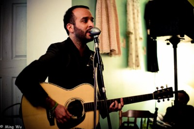 Brandon Agnew @ Raw Sugar Cafe
