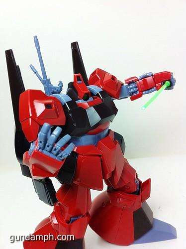 MG Rick Dias Quattro Custom RED Review OOB Build (61)