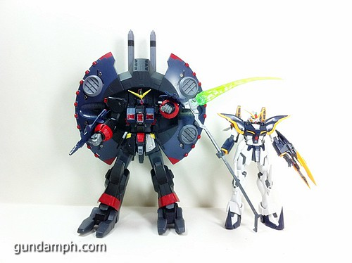 HCM Pro Destroy Gundam 1-200 GFAS-X1 Review (62)