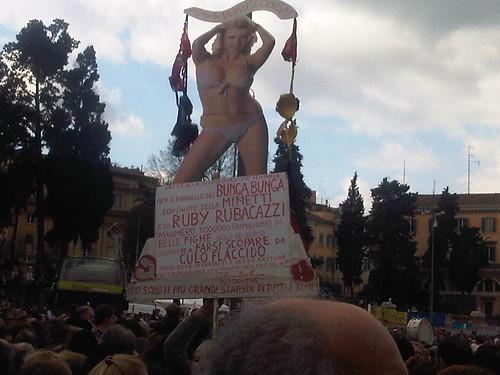A Roma si parla sempre di politica