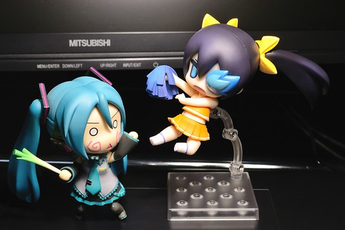 Fighting Hachune Miku (?)