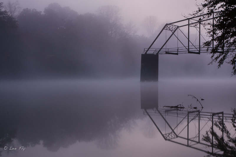 a bridge to nowhere