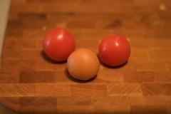 Aardappelziekte in tomaat