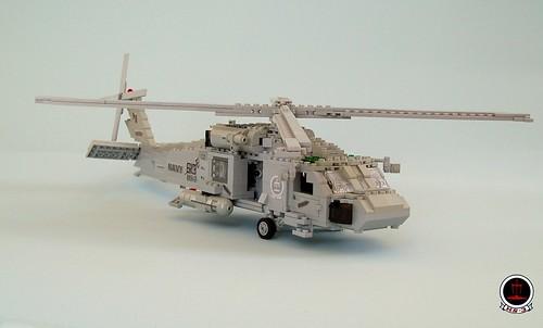 SH-60F Sea Hawk (8) by Mad physicist
