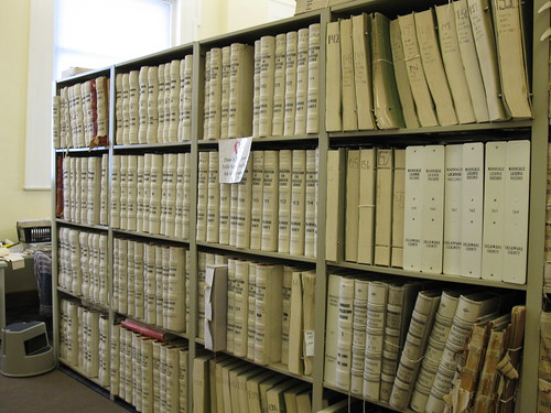 Delaware County, Indiana, Marriage License Books