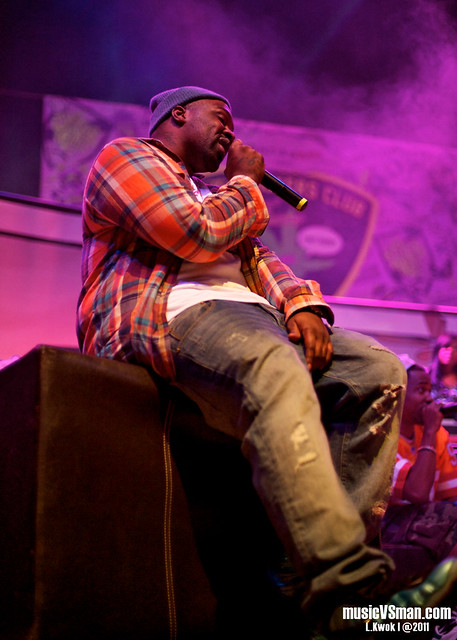 Smoke DZA @ The Pageant