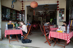 Breakfast place in Hoi An