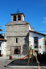 Parroquia de San Andrés, Navarte