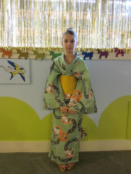 Sym's Kimono