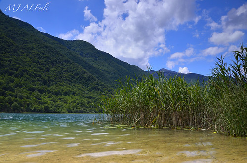 Jablanica Lake by MJ_ALFeeli
