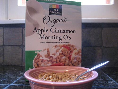 apple cinnamon morning o's