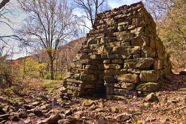 Iron Furnace, Cumberland Gap, TN