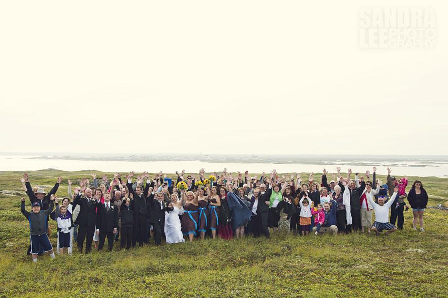 Deanne & Darryl's Pinchard's Island Wedding