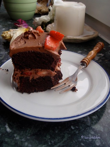 ultimate chocolate cake - 4
