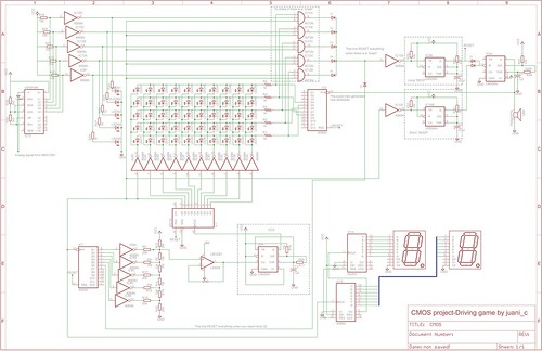 Open 7400 Logic Competition entry: Accelerometer