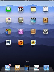 ipad ios5 homescreen
