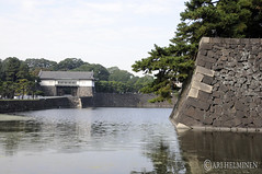 Near the imperial palace!