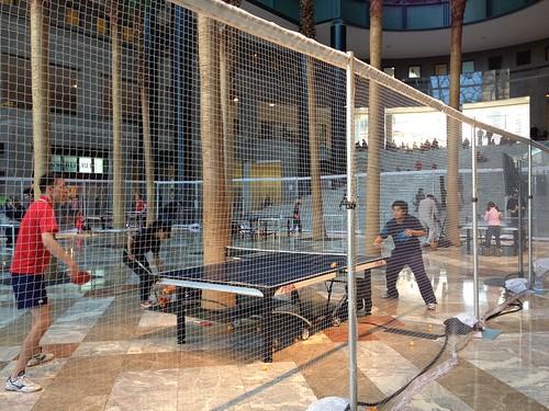 Public Pong space