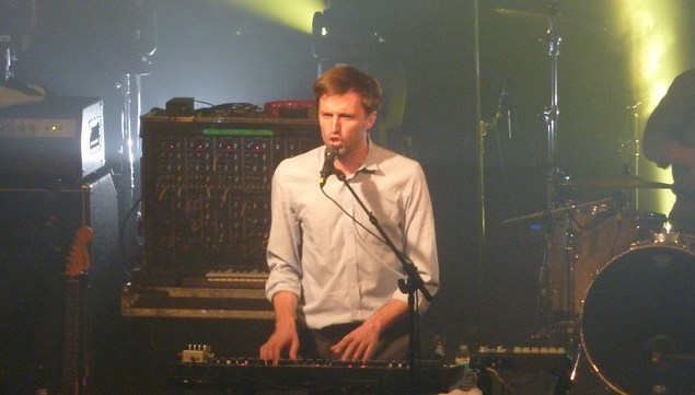 Cut Copy at Firestone Live in Downtown Orlando