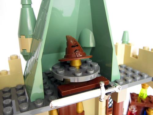 Hogwarts Castle - Sorting Hat