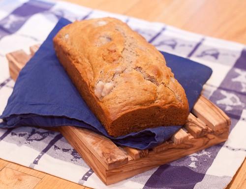 Pear Honey Buckwheat Bread (2 of 5)