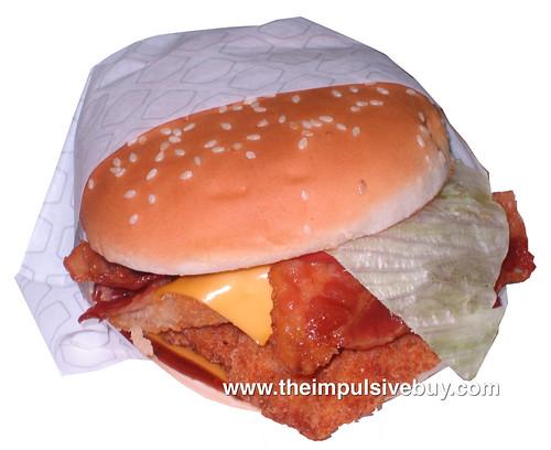 Outlaw Spicy Chicken Sandwich